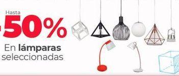 Oferta de Lámparas por
