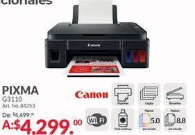 Oferta de Impresora multifunción Canon por $4299