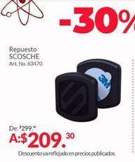 Oferta de Accesorios para celular por $209.3