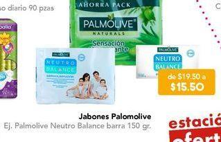 Oferta de Jabón Palmolive por $15.5