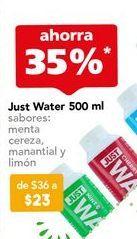 Oferta de Agua por $23