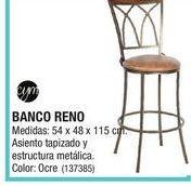 Oferta de Banco Reno por