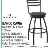 Oferta de Banco Cavia por