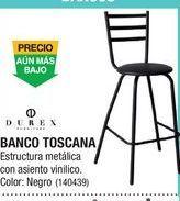 Oferta de Banco Toscana por