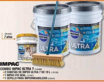Oferta de Combo Impac Ultra 7 por