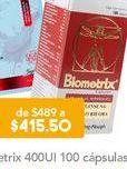 Oferta de Vitaminas Biometrix por $415.5