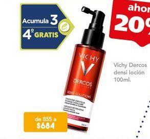 Oferta de Vichy Dercos Densi loción 100ml por $684