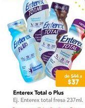 Oferta de Bebida Energética Enterex por $37