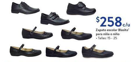 Oferta de Zapato escolar Blasito para niña o niño por $258