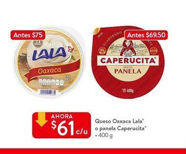 Oferta de Queso panela Lala por $61