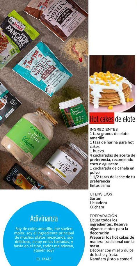 Oferta de Hot Cakes De Elote por