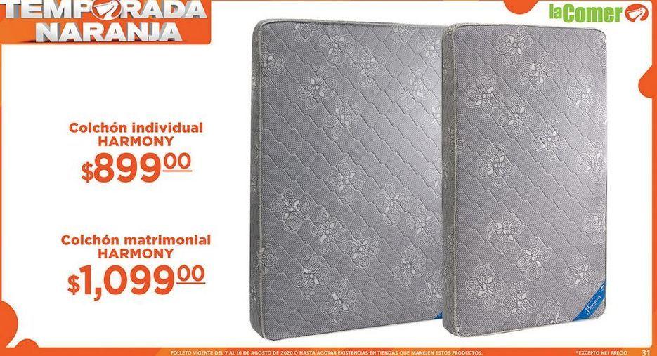 Oferta de Colchón individual Harmony  por $899