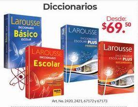 Oferta de Diccionarios por $69