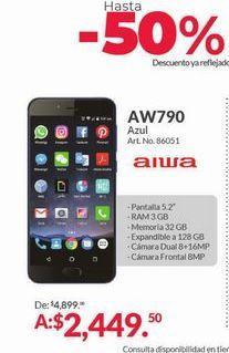 Oferta de Celulares Aiwa por $2449.5