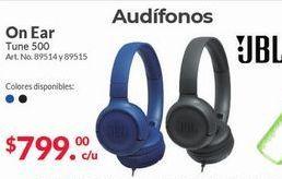 Oferta de Audífonos Audífonos On Ear JBL por $799