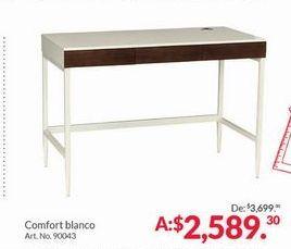 Oferta de Comfort Blanco por $2589.3