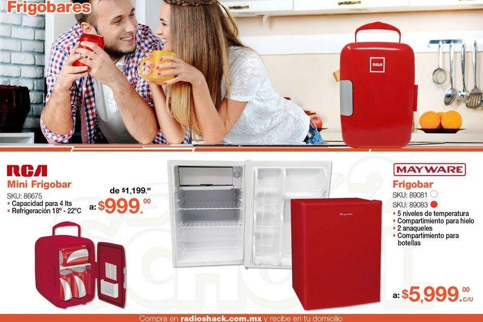 Oferta de Mini Frigobar por $999