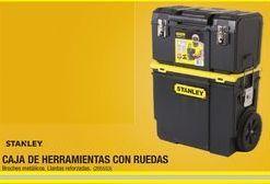 Oferta de Caja De Herramientas Con Ruedas Stanley por