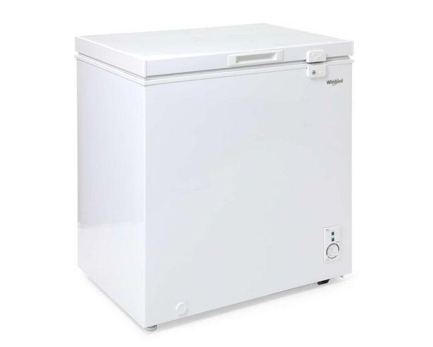 Oferta de Congelador Whirlpool  WHA14ABTES 5 pies color Blanco por $7299