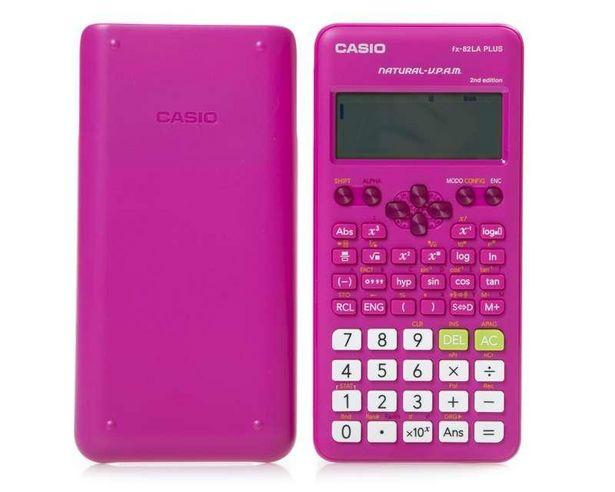 Oferta de Calculadora Científica Casio FX-82LAPLUS2-P Rosa por $289