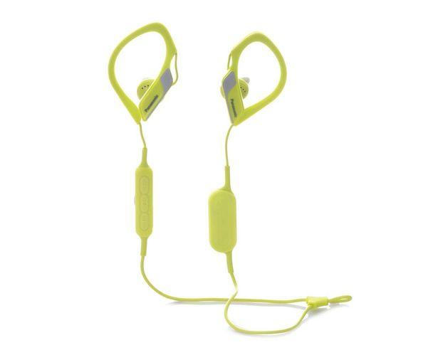 Oferta de Audífonos Inalámbricos Panasonic RP-BTS10PP-Y Verdes por $739