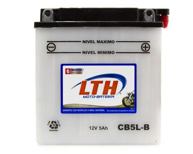 Oferta de Acumulador LTH CB5L-B por $649