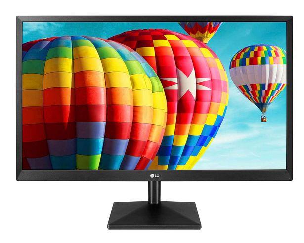 "Oferta de Monitor LG 27MK430H-B Full HD 27"" Negro por $4799"