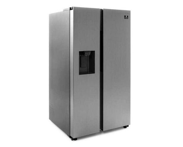 Oferta de Refrigerador Samsung Duplex RS27T5200S9/EM 27 Pies color Silver por $22199
