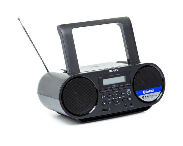 Oferta de Radiograbadora Sony ZS-RS60BT//CE92 Bluetooth por $2399