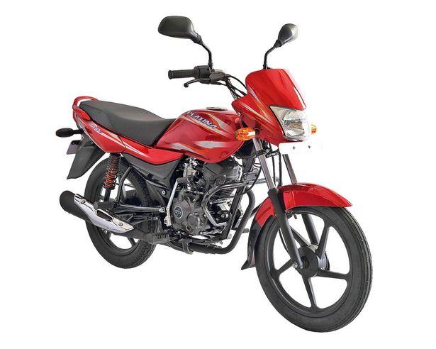 Oferta de Motocicleta Bajaj Platina 100 ES 100cc 2020 por $25499