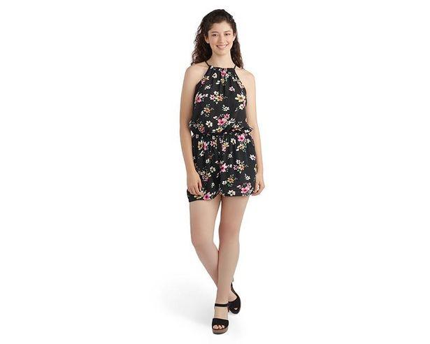 Oferta de Jumper Estampado de Flores para Mujer 18 Forever por $179