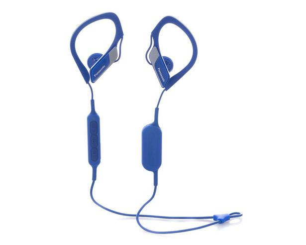Oferta de Audífonos Inalámbricos Panasonic RP-BTS10PP-A Azules por $739