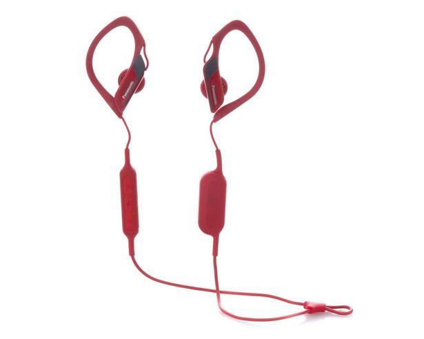 Oferta de Audífonos Inalámbricos Panasonic RP-BTS10PP-R Rojos por $739