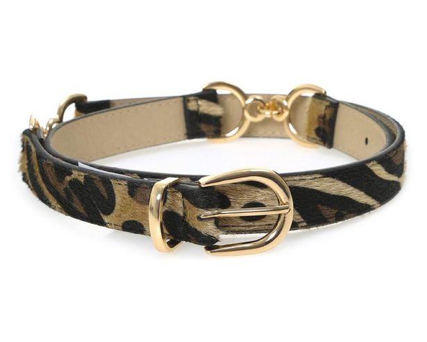 Oferta de Cinturón Estampado marca Thinner para Mujer por $59