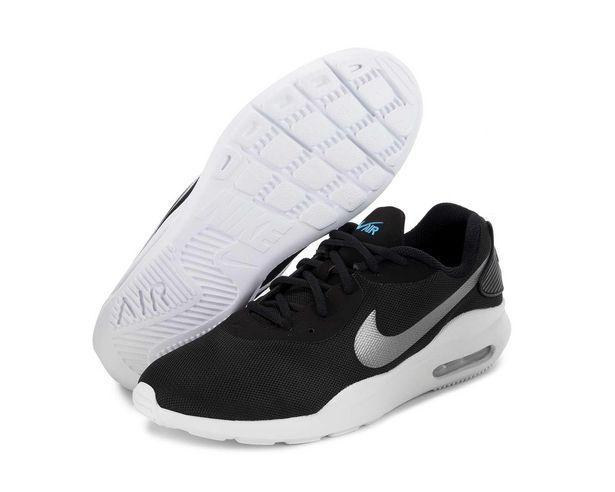 Oferta de Tenis Nike Air Max Oketo color Negro para Hombre por $1059