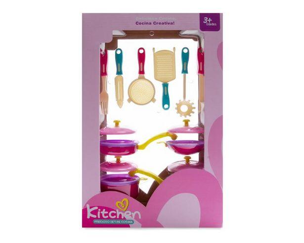 Oferta de Set de Accesorios de Cocina Kitchen por $119