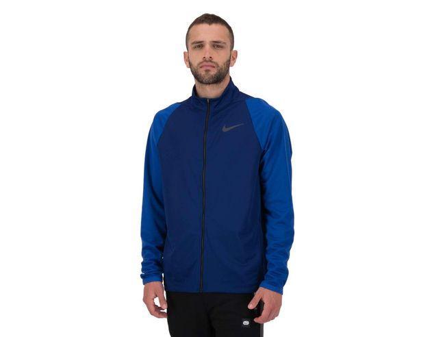 Oferta de Sudadera Deportiva Nike color Azul para Hombre por $799