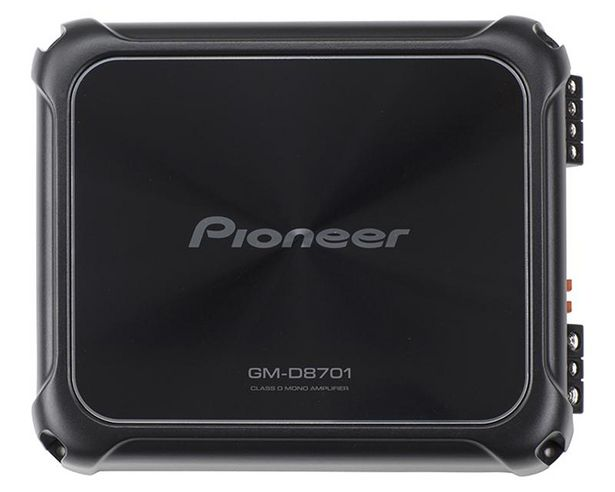 Oferta de Amplificador Clase-D Monoaural Pioneer GM-D8701 por $5949