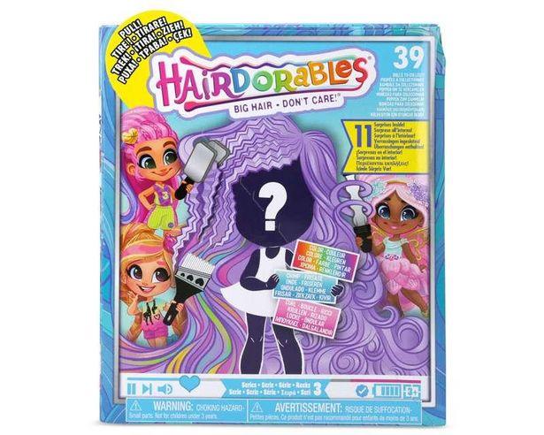 Oferta de Muñeca Hairadorables Serie 3 por $269