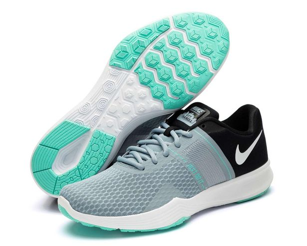 Oferta de Tenis Nike City Trainer 2 color Gris para Mujer por $1019