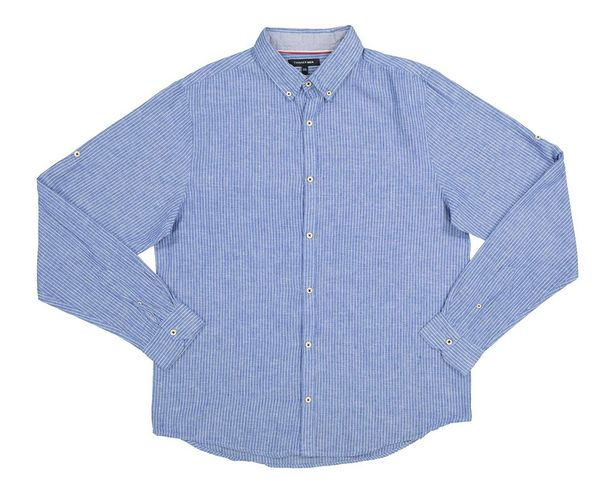 Oferta de Camisa Manga Larga color Azul marca Thinner Men para Hombre por $159