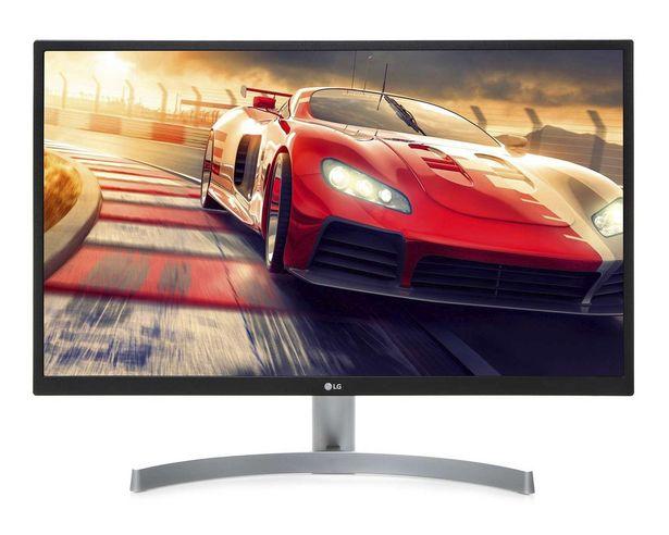 "Oferta de Monitor LG 27UL500-W 27"" UHD 4K por $8099"