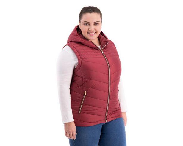 Oferta de Chaleco Casual Tinto marca Spiral para Mujer por $279