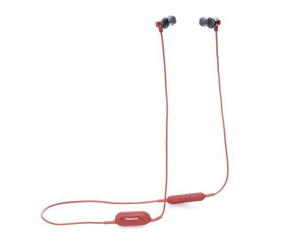 Oferta de Audífonos Inalámbricos Panasonic RP-NJ310BPUR Rojos por $599