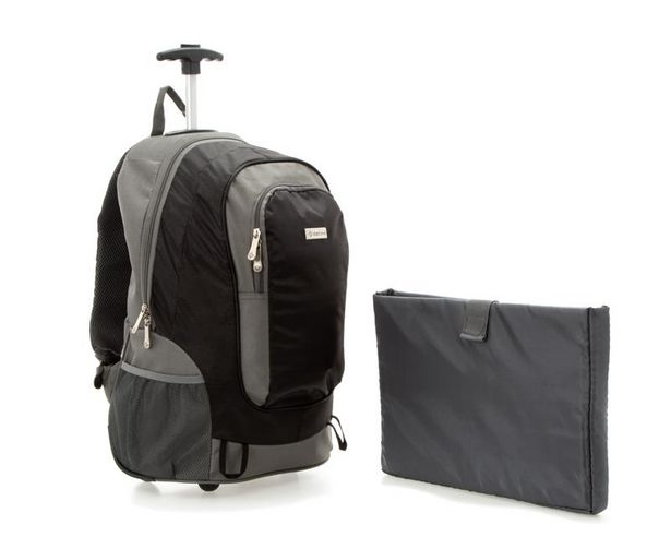 "Oferta de Mochila para Laptop Startravel Cabo de 21"" color Negro por $819"