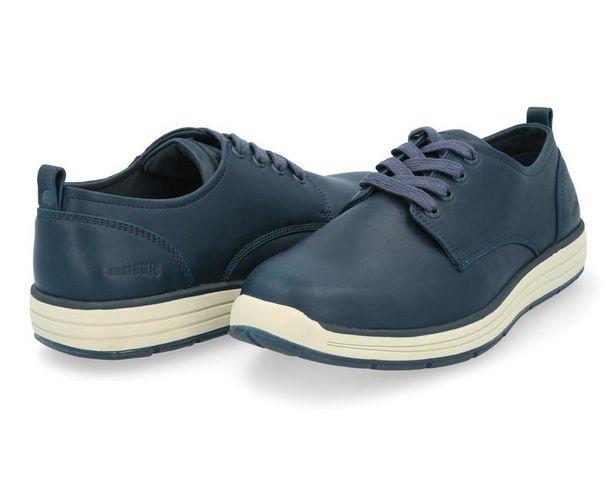 Oferta de Zapatos de Vestir marca Anatomic color Azul para Hombre por $274