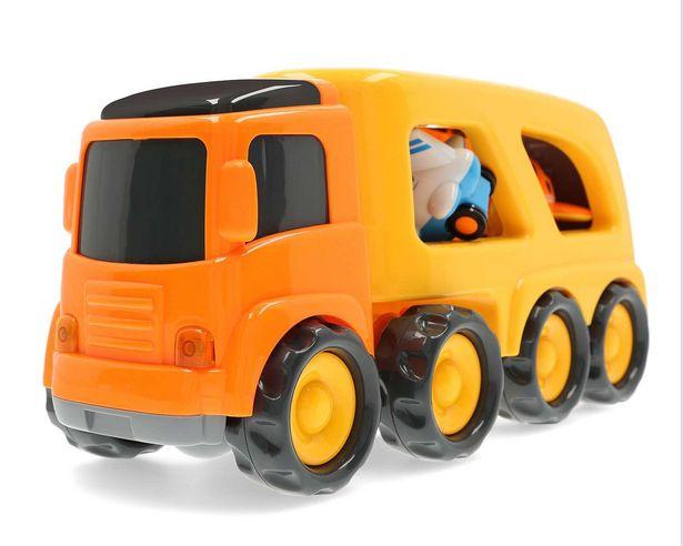 Oferta de Camión Remolque de Vehículos por $349