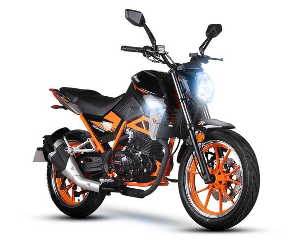 Oferta de Motocicleta Vento Nitrox 200 cc DOT por $32.999