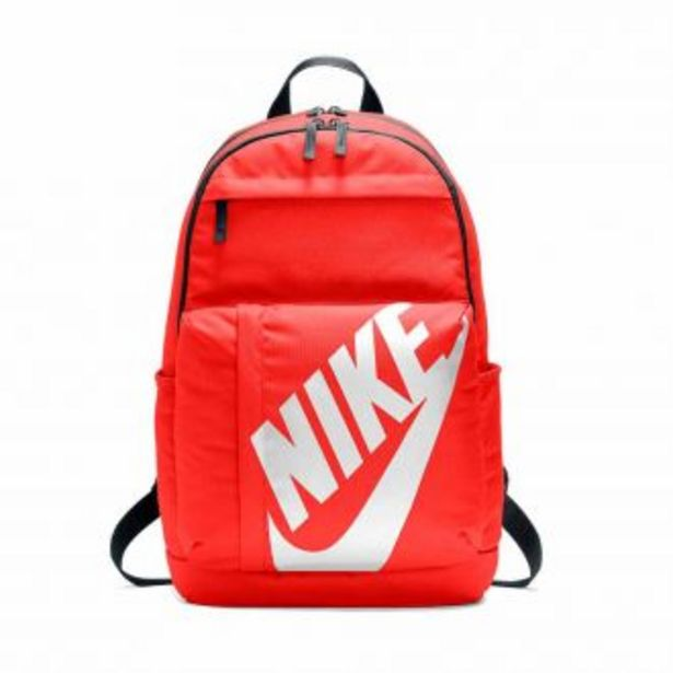 Oferta de MOCHILA BACKPACK NIKE SPORTSWEAR ELEMENTAL BACKPACK 1634 por $519