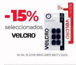 Oferta de Velcro por
